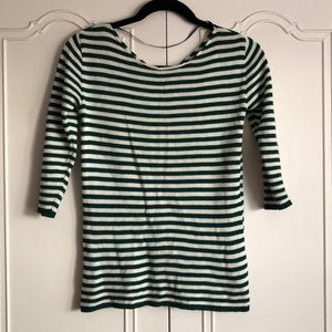 Thin Zara sweater with open back